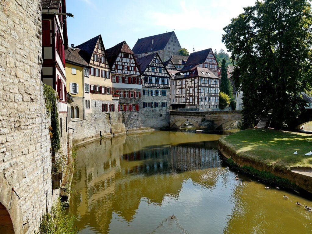 Firmenausflug, Schwäbisch Hall, Hotel Zum Hirsch