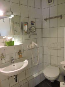 Bad Einzelzimmer, zum-hirsch-hotel.de, Hotel, Schwäbisch Hall, Hessental