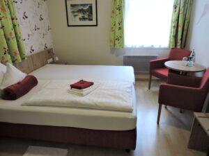 Doppelzimmer Einzelnutzung, zum-hirsch-hotel.de, Hotel Hessental, Schwäbisch Hall