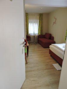 Einzelzimmer, Hotel Hirsch, Schwäbisch Hall, Hessental, zum-hirsch-hotel.de