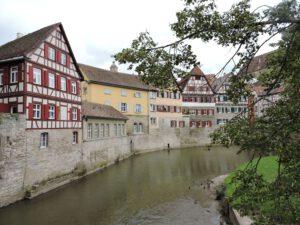 Fachwerk Schwäbisch Hall, Ausflug, Hotel Zum Hirsch, zum-hirsch-hotel.de