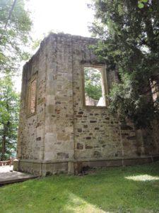 Ruine Einkorn, zum-hirsch-hotel.de, Hotel und Restaurant Zum Hirsch